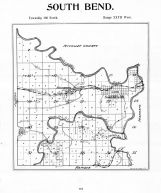South Bend Township, Minneopa, Rush Lake, Blue Earth County 1895